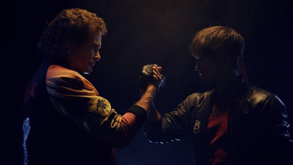 The Hoff möter Kung Fury i den nya musikvideon.