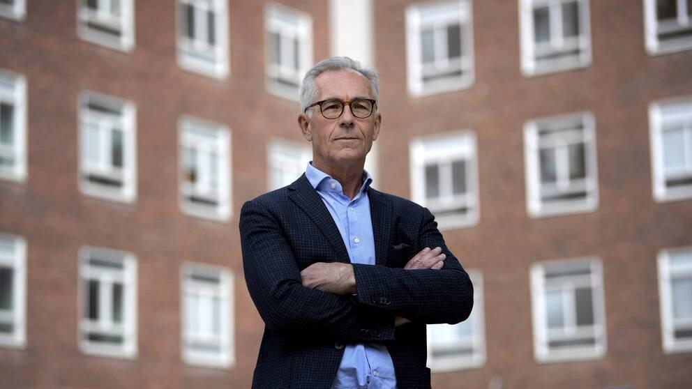 Jan Albert, professor, överläkare Institutionen för mikrobiologi, tumör-och cellbiologi, Karolinska Institutet.