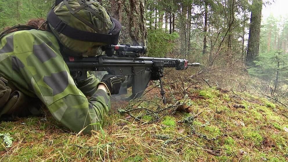 Nytt regemente till Sollefteå.