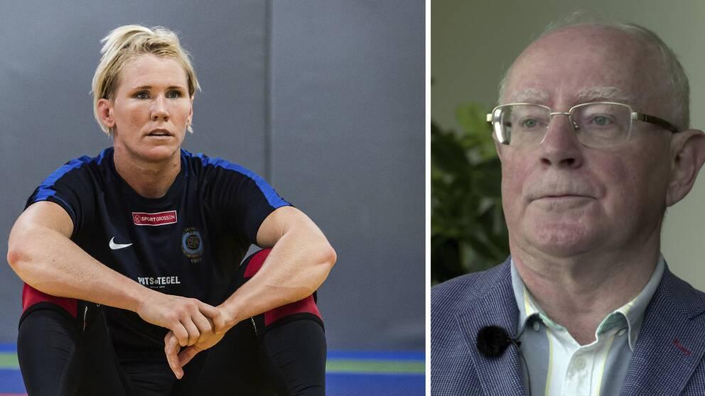 Jenny Fransson och Mats Larsson