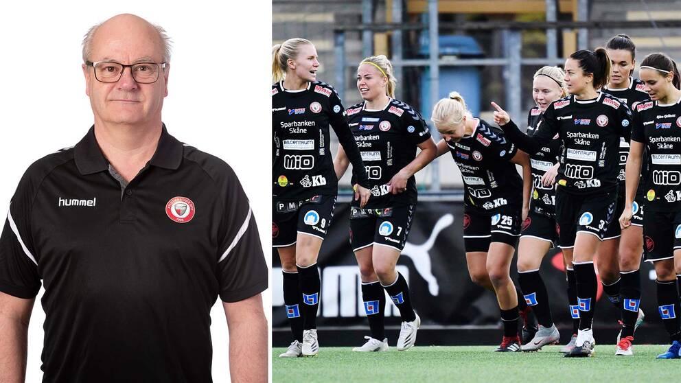 Johan Andersson sportchef KDFF