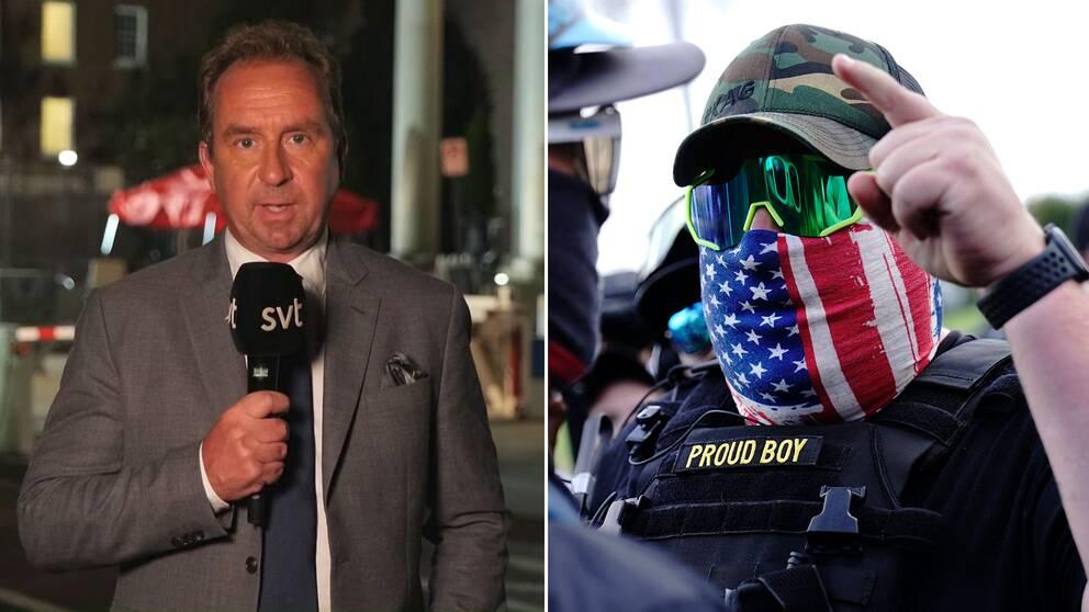 SVT:s USA-korrespondent Stefan Åsberg