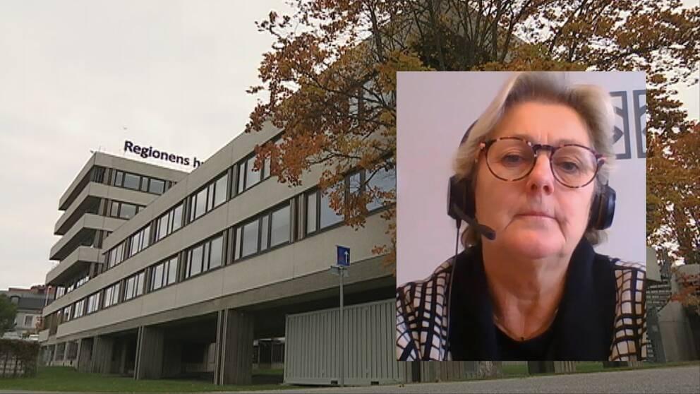 Regionrådet Lena Asplund (M)