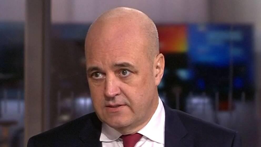 Fd statsminister Fredrik Reinfeldt