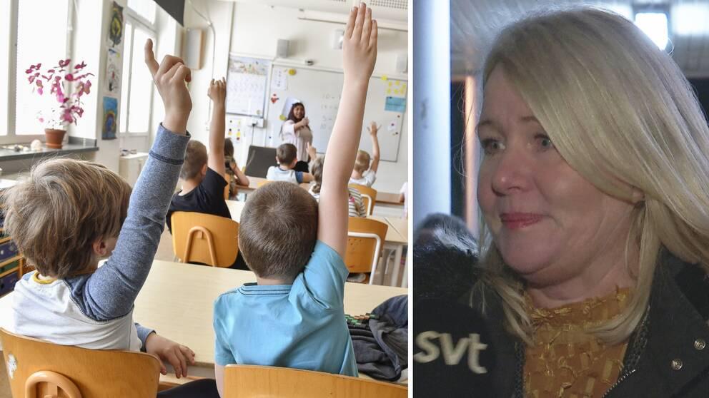 Efter skolvalshaveriet i Göteborg har nu kommunen valt att stärka elevernas rätt till skola nära hemmet.