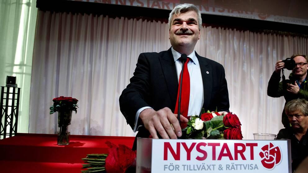 Håkan Juholts tid som partiledare skildras i en ny film.