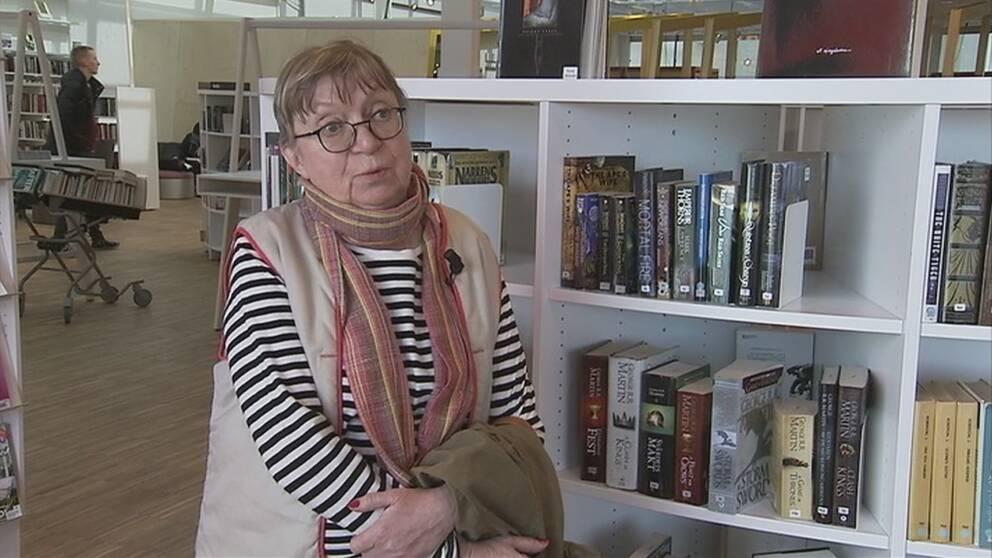 Ros-Mari Edström, verklighetens kulturtant