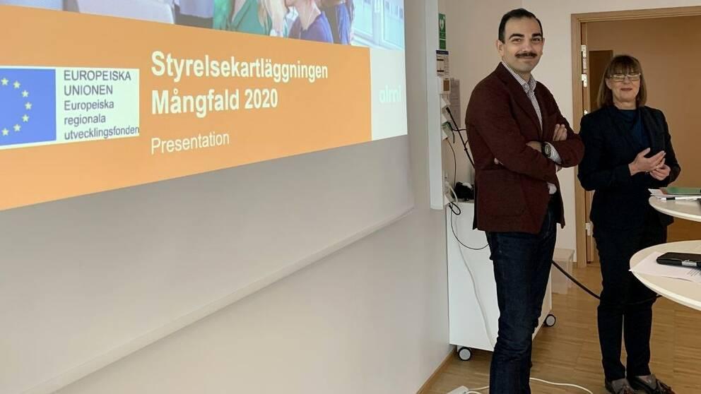 Hör Anna Lundmark Lundbergh, vd Almi Värmland, berätta om hur mångfald i företagsstyrelser kan påverka värmländska företag.