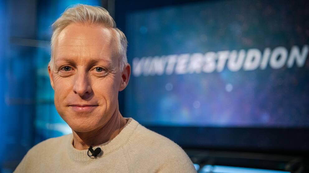 André Pops chattar inför 14:e säsongen av Vinterstudion.