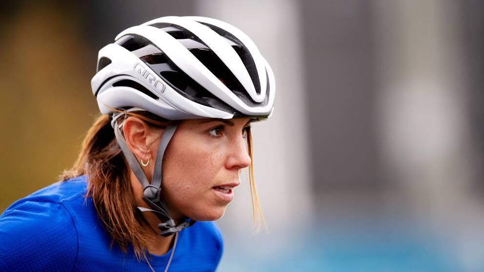Charlotte Kalla missar världscuptävlingen i Ruka.