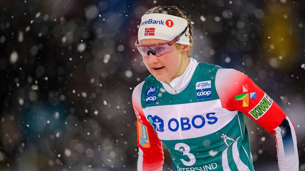 Det står nu helt klart att Ingvild Flugstad Östberg missar hela den här säsongen.