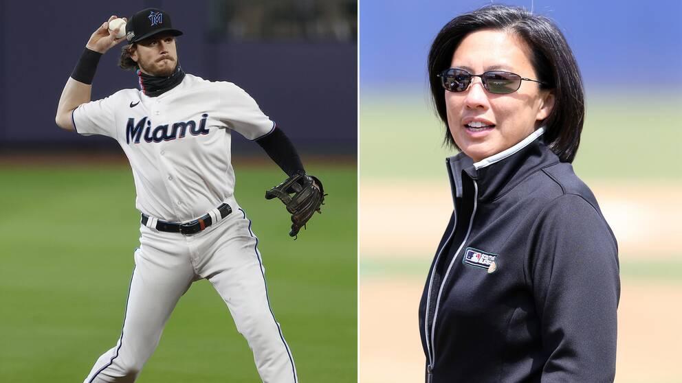 Kim Ng är basebollaget Miami Marlins nya general manager.