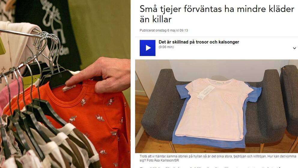 """5775f837b1c0 Foto: Fredrik Sandberg/TT och skärmdump Sveriges Radio Debattinlägg. """""""