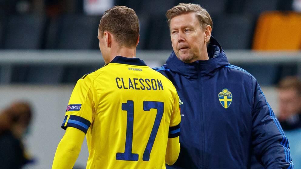 Viktor Claesson och Peter Wettergren