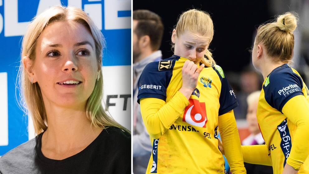 """""""De signaler vi har fått är att EM blir av"""", säger Hanna Fogelström, landslagsansvarig i det svenska förbundet."""