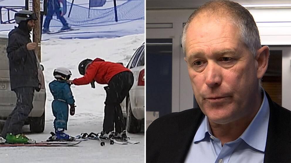 Regiondirektören i Härjedalen och Jämtland, Hans Svensson.
