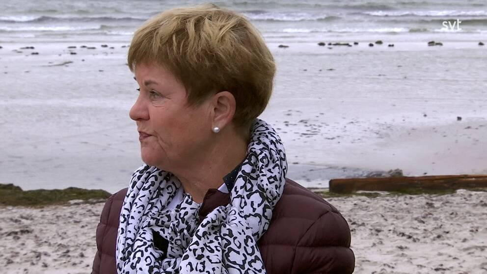 Eva Kristensson i Höllviken har nyligen förlorat sin mor i sviterna av covid-19.