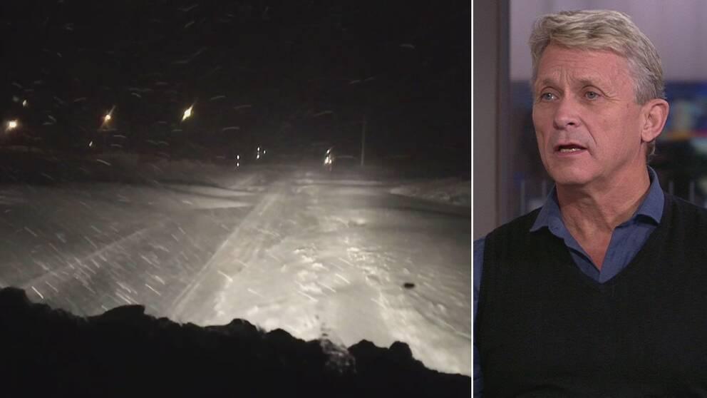 Bengt Olsson, presschefpåTrafikverket