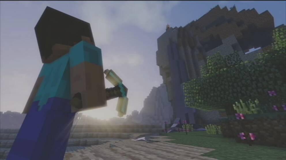 Minecraft är den största svenska spelsuccén genom tiderna.