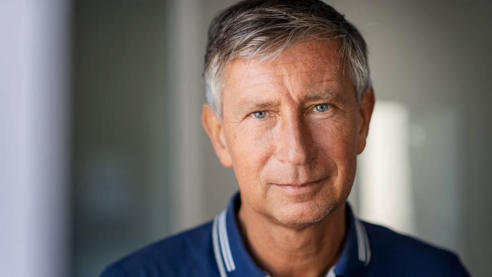 Richard Bergström, Sveriges vaccinsamordnare.