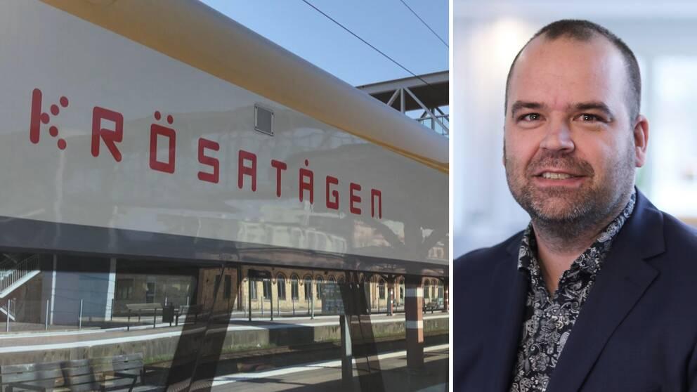 Krösatåg och Daniel Modiggård.