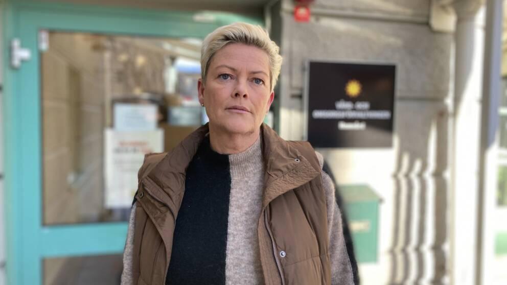 Hör Marita Taserud, verksamhetschef för hemstjänsten i Karlstads kommun, om smittoläget i klippet.