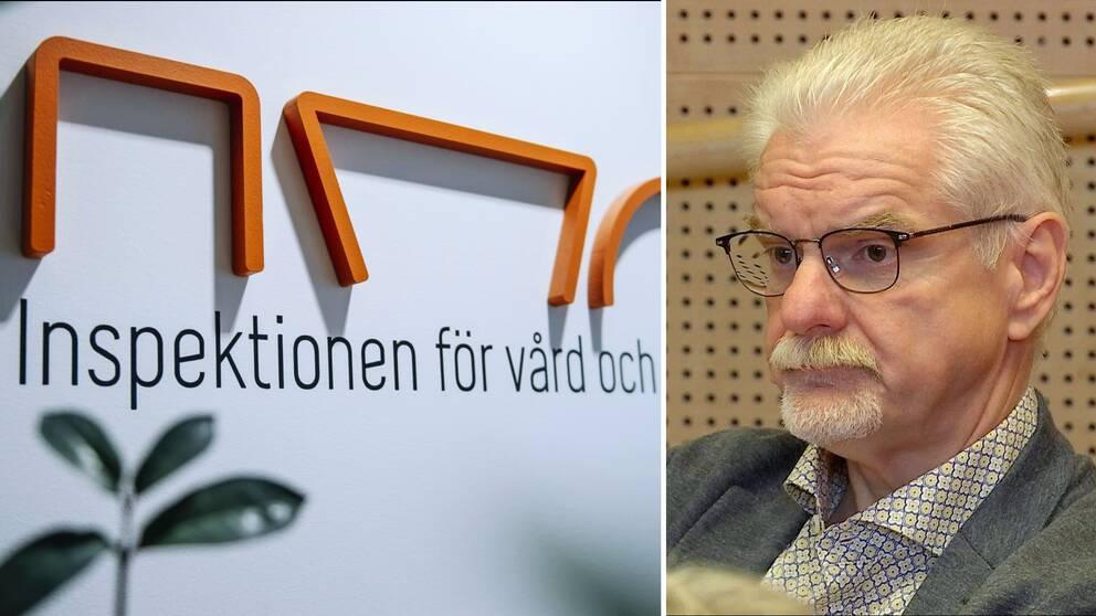 IVO, sjukvårdsdirektör Kjell Ivarsson