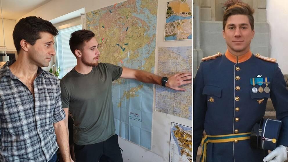 Familj och vänner jobbar hårt och systematiskt för att hitta försvunne Deniz. Brodern Imren och vännen Henrik har satt upp en sambandscentral för att effektivisera sökandet.