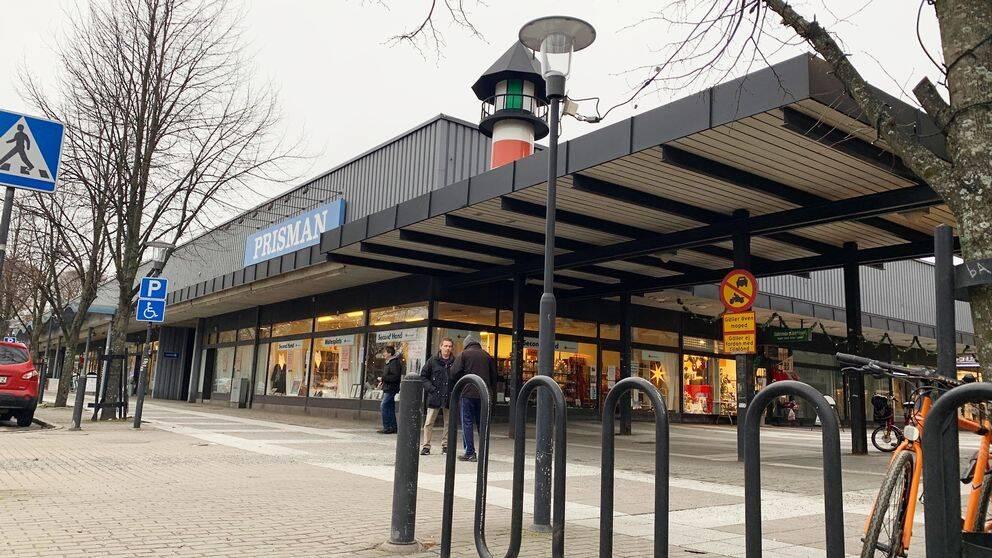 Prismanhuset i Oxelösund