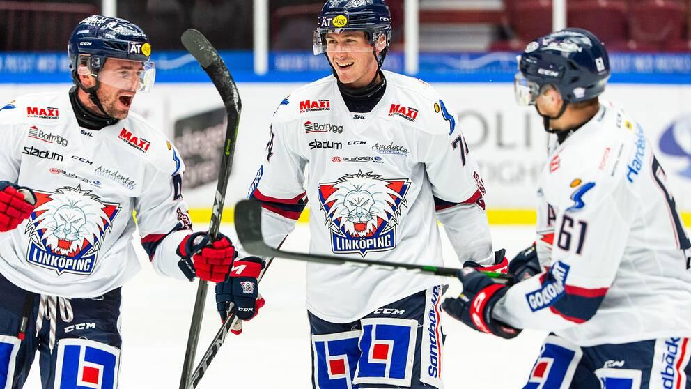 Linköping vände och vann mot Malmö