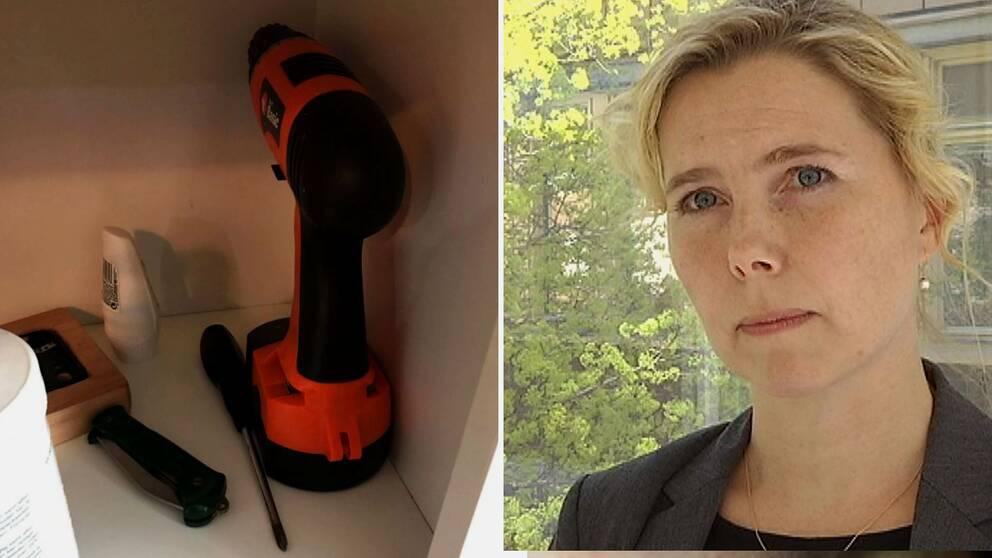 Vice chefsåklagare Karin Everitt.