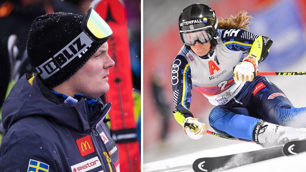 Tommy Eliasson Winter förklarar varför Sara Hector och de andra i alpina landslaget väljer att fortsätta tävla.
