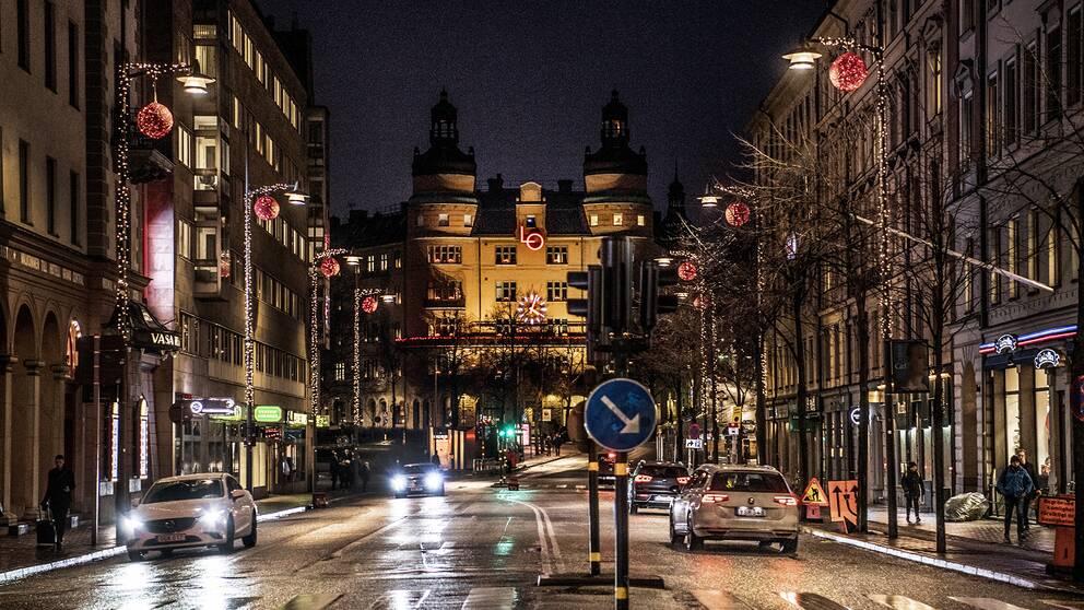 LO-borgen i Stockholm.