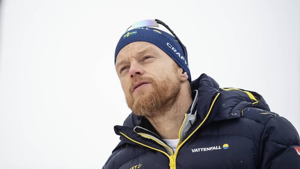Svenske landslagschefen Anders Byström.