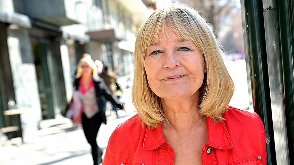 Marita Ulvskog (S), EU-parlamentariker.