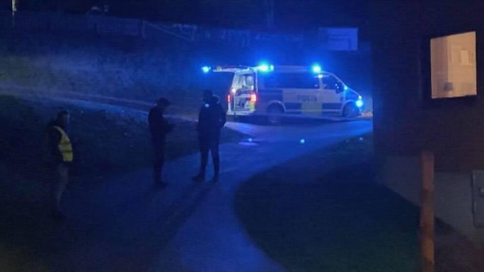 Mord i Korsta i Sundsvall