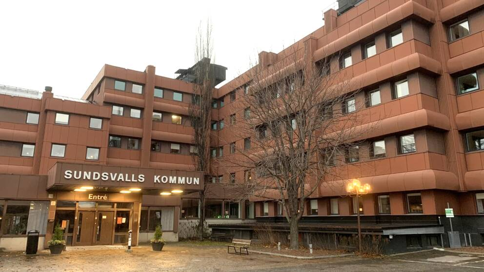 Sundsvalls kommunhus / Sundsvalls kommun.