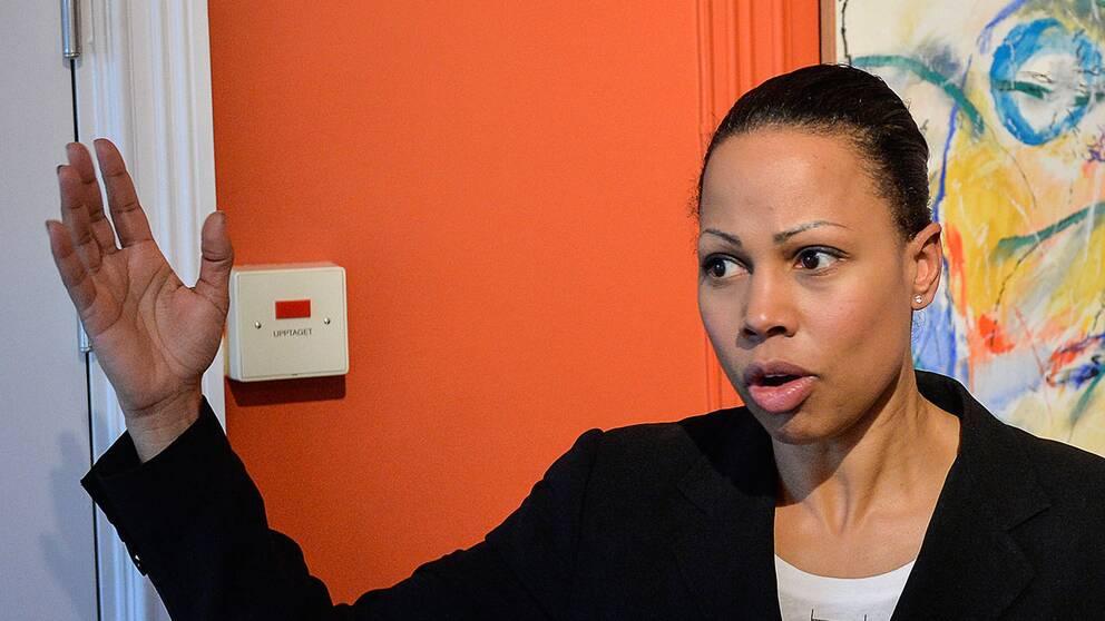 Alice Bah Kuhnke (MP).
