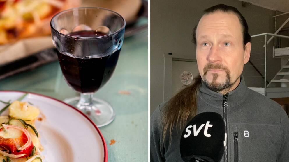 Fredrik Nyström, professor och överläkare vid Institutionen för hälsa, medicin och vård på Linköpings universitet