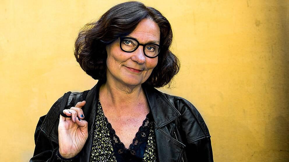 Litteraturprofessorn och författaren Ebba Witt-Brattström.