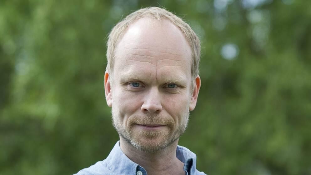 Kristian Luuk har inspirerats av det legendariska tv-ankaret.
