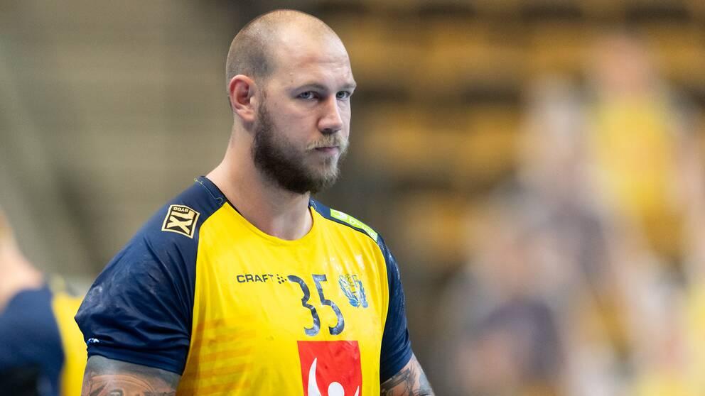 Andreas Nilsson är en av stjärnorna som saknas i truppen till handbolls-VM.