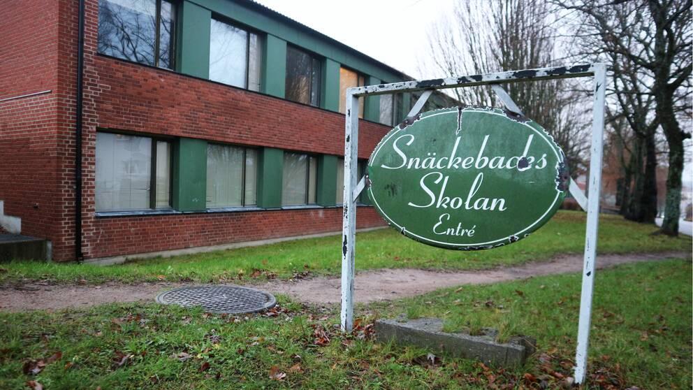 Snäckebacksskolan i Ronneby