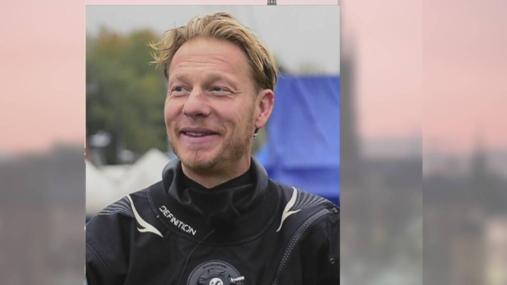 Fredrik Johansson, Rena Mälaren