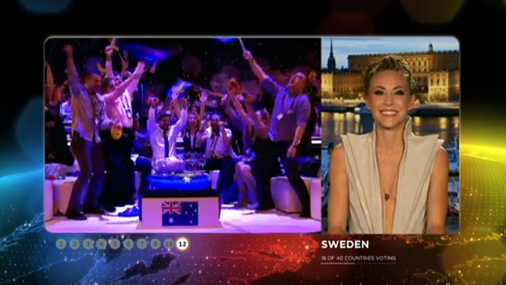 Mariette Hansson i Eurovision Song Contest