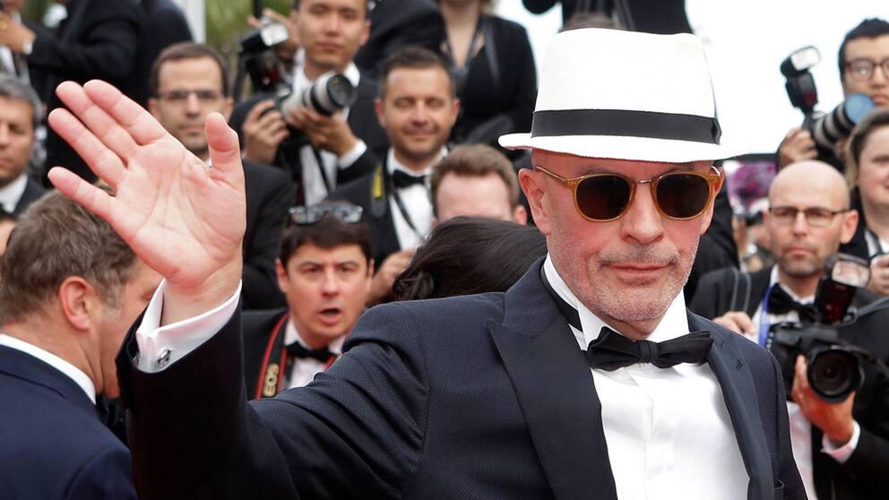 Jacques Audiard anländer till årets upplaga av Cannes-festivalen.