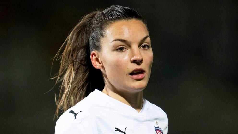 Johanna Rytting Kaneryd skrev nyligen på för Göteborg.