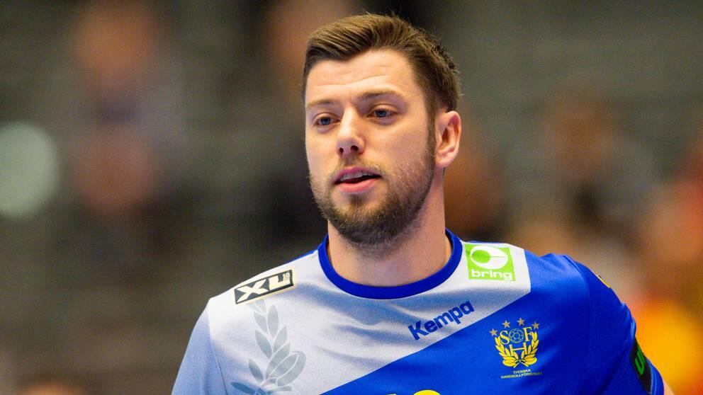 Niclas Ekberg nobbar VM i januari.