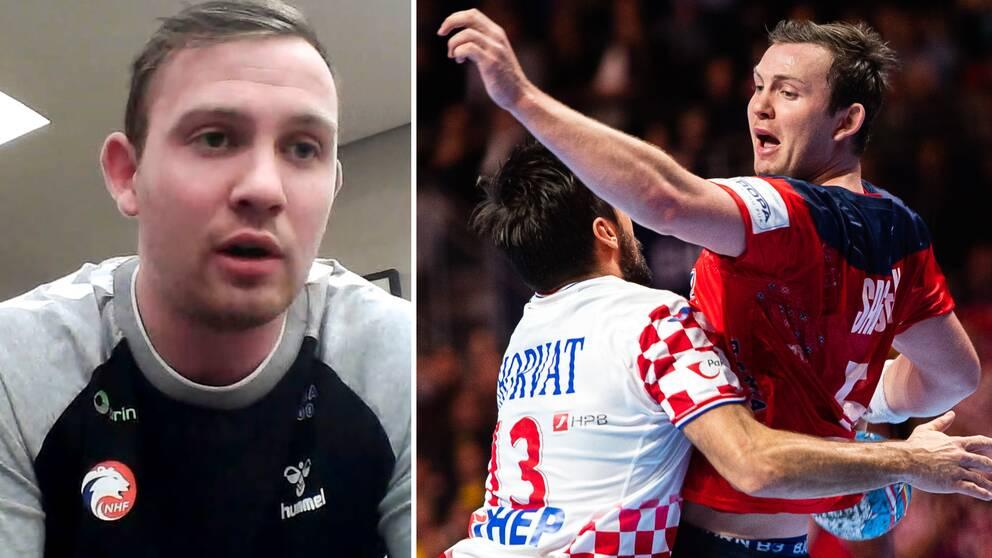 Norges Sander Sagosen riktar skarp kritik mot VM.
