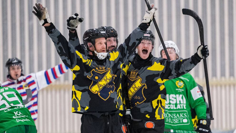 AIK fick jubla i derbyt.